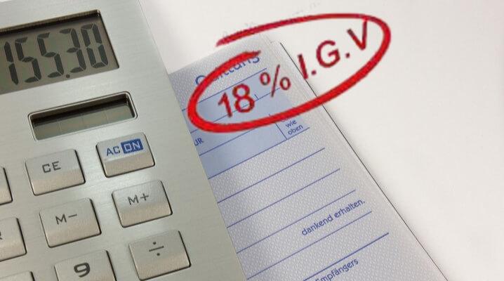 Calculadora IGV Online